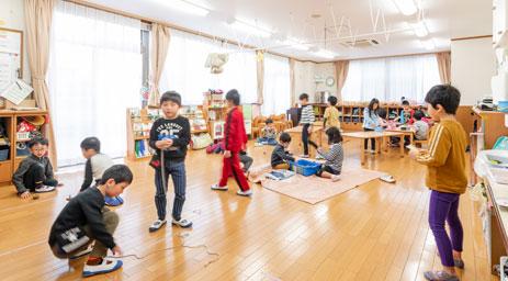 ひまわり(5歳児)